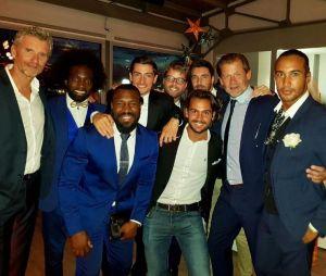 Martin (Koh Lanta 2014) s'est marié : Denis Brogniart et Laurent Maistret étaient présents !