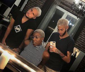 Eddy (La Villa des Coeurs Brisés 2) se rase les cheveux et passe au blond