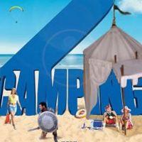 Les films Camping 2 et Gladiateur dans une même vidéo