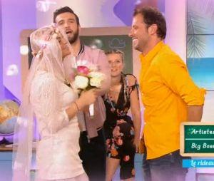 Fabrice Sopoglian (Les Anges 9) présente sa femme, ça risque de ne pas plaire à Mélanie !