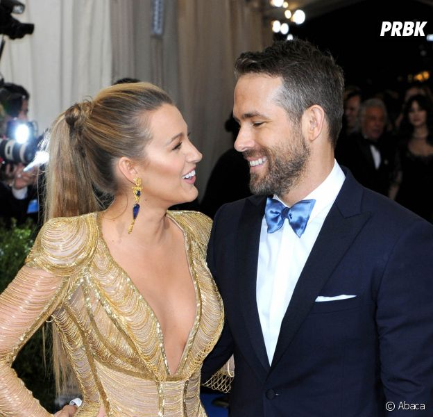 Blake Lively évoque son couple avec Ryan Reynolds