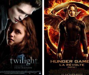 Twilight et Hunger Games bientôt de retour avec de nouveaux films ?