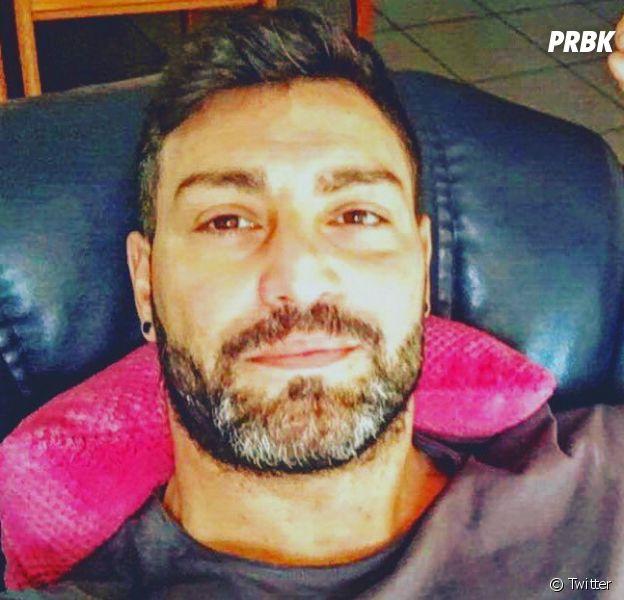 Pietro (L'Île des vérités) de retour à la télé dans l'émission présentée par Eddy