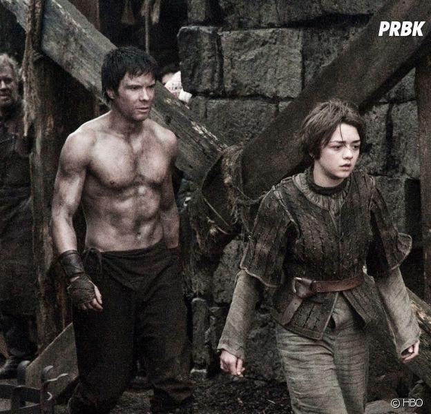 Game of Thrones saison 7 : Gendry et Arya bientôt en couple ? Joe Dempsie répond