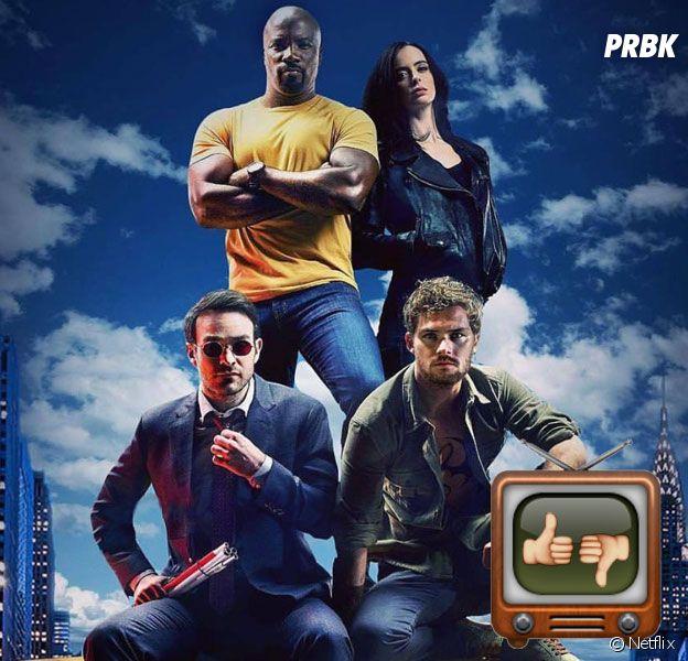 The Defenders : faut-il regarder la série ?