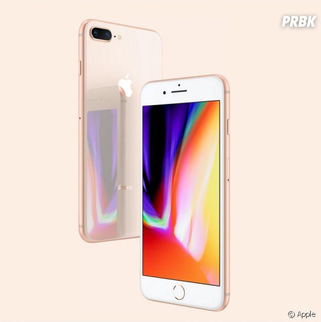 Apple dévoile l'iPhone 8 et 8+