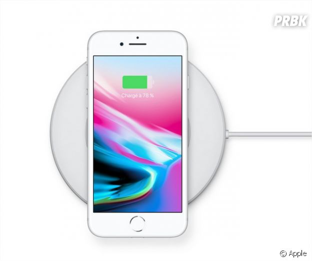 Apple dévoile sa station de chargement sans fil