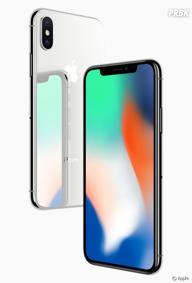 Apple dévoile l'iPhone X
