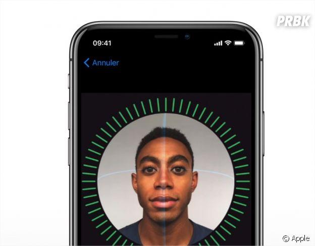 Apple : l'iPhone X se déverouillera grâce à votre visage