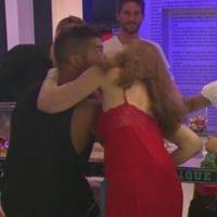Tanya (Secret Story 11) et Alain : enfin un premier bisou pour le faux couple 😘