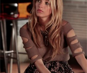 Gossip Girl : Blake Lively dans le rôle de Serena