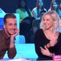 """Stéphanie Clerbois draguée par Julien Geloën, elle le recale : """"je suis avec un Italien"""" 😂"""