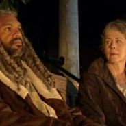 The Walking Dead saison 8 : Ezekiel et Carol bientôt en couple ?