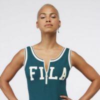 FILA lance des body sportswear stylés pour cet hiver