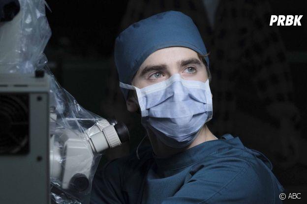 The Good Doctor : Freddie Highmore dans le rôle de Shaun