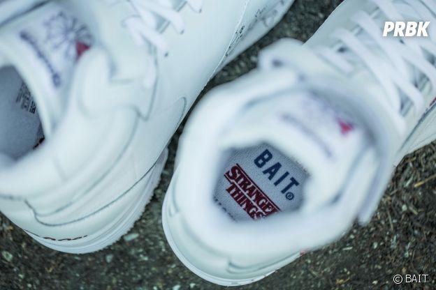 Stranger Things x BAIT x Reebok : la paire de sneakers en hommage à la série