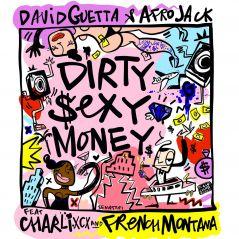 """""""Dirty Sexy Money"""" : David Guetta, Charli XCX et Afrojack réunis sur un titre détonant"""