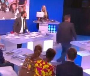 TPMP : Benjamin Castaldi énervé après une blague de Cyril Hanouna, il quitte le plateau !