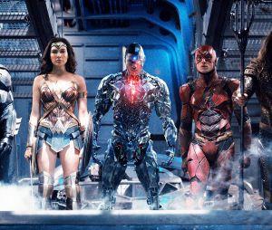 bande-annonce finale de Justice League