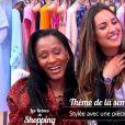 Lydia (Secret Story 11) dans Les Reines du shopping