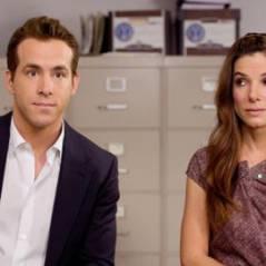 Most Wanted ... Un nouveau film avec Sandra Bullock et Ryan Renolds
