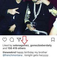 Selena Gomez toujours à fond sur The Weeknd ? Le petit détail qui excite les fans