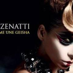 Julie Zenatti ... découvrez Comme une Geisha, son nouveau clip