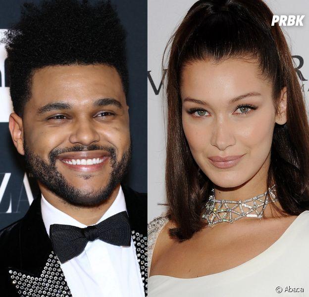The Weeknd et Bella Hadid de nouveau en couple ? Une photo sème le doute !