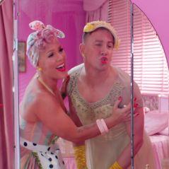 """Clip """"Beautiful Trauma"""" : Pink et Channing Tatum parodient la vie de couple"""