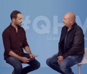 Cauet tacle Guillaume Pley lors de son Facebook Live avec Pure Médias