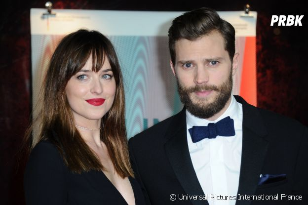Fifty Shades of Grey : des tensions entre Dakota Johnson et Jamie Dornan ?