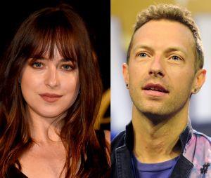 Dakota Johnson (Cinquante nuances de Grey) en couple avec Chris Martin (Coldplay) ?