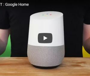 Crash test Google Home