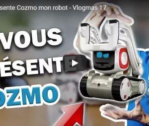 Cozmo : présentation du robot par Fabien Olicard