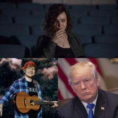 13 Reasons Why, Ed Sheeran, Donald Trump... : l'année 2017 vue par la rédac de PRBK