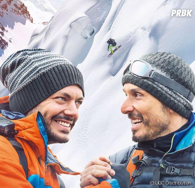 Tout là-haut : Kev Adams et Vincent Elbaz au sommet