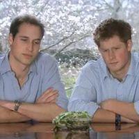 Prince Harry et Prince William ... L'un dit non et l'autre oui