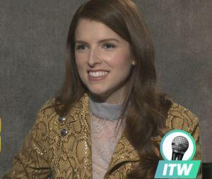 Anna Kendrick en interview pour PureBreak pour la sortie de Pitch Perfect 3