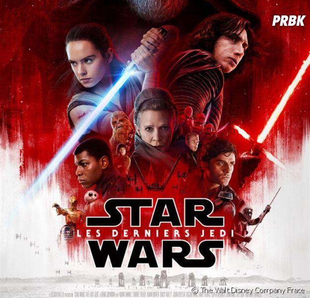 Star Wars 8 bat un record et devient le plus gros succès de 2017