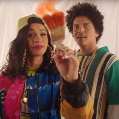 """Clip """"Finesse"""" : Bruno Mars et Cardi B nous replongent dans les années 90 🕺"""