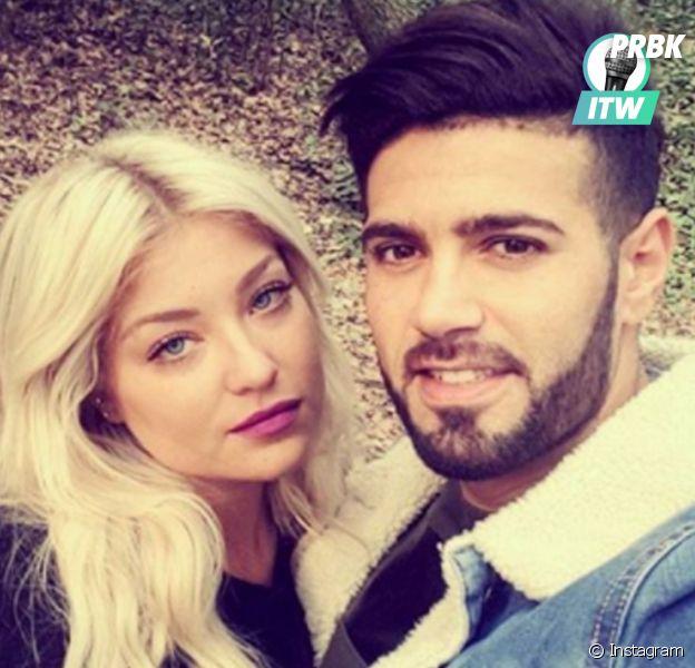 Enzo (Les Princes et les princesses de l'amour) et Marie se confient sur leur couple en interview avec PRBK