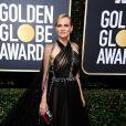Diane Kruger sur le tapis rouge des Golden Globes 2018 le 7 janvier à Los Angeles