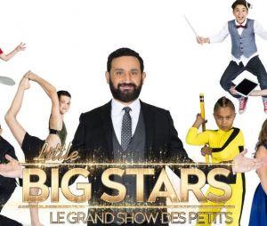 Cyril Hanouna dans Little Big Stars: les premières images de sa nouvelle émission dévoilées !