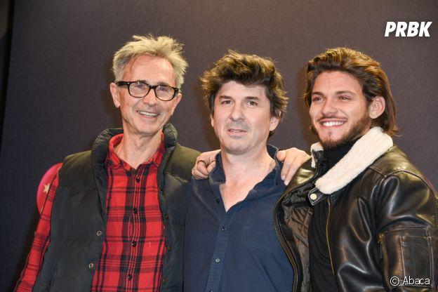Rayane Bensetti est venu présenter son film La Finale au festival l'Alpe d'Huez