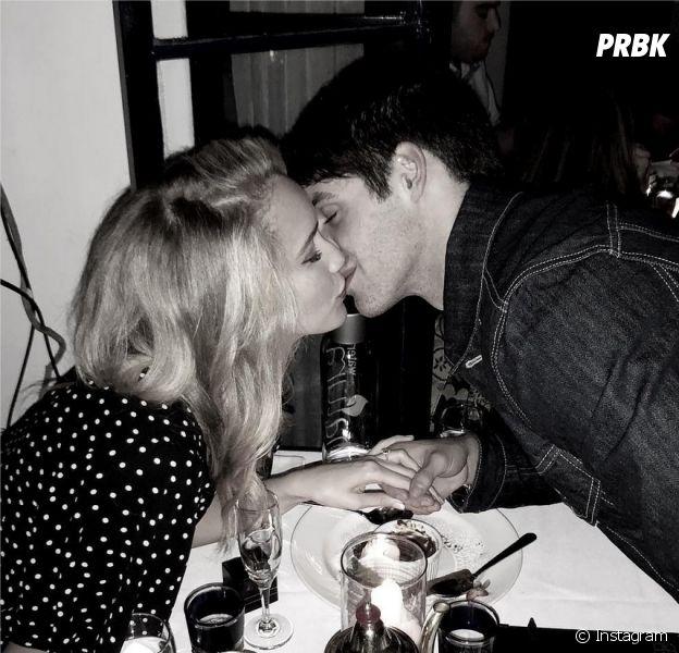 Steven R. McQueen : la star de The Vampire Diaries s'est fiancé