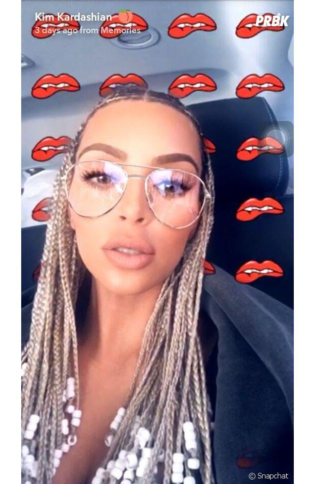 Kim Kardashian : sa nouvelle coiffure fait polémique sur le web