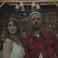 """Clip """"Man of the Woods"""" : Justin Timberlake et Jessica Biel nous entraînent dans la nature"""