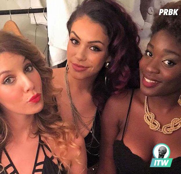 JAT (The Voice 7) : Ayelya, Annabelle et Sarah se confient en interview avec PRBK