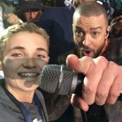 Super Bowl 2018 : Justin Timberlake se fait voler la vedette par un ado de 13 ans