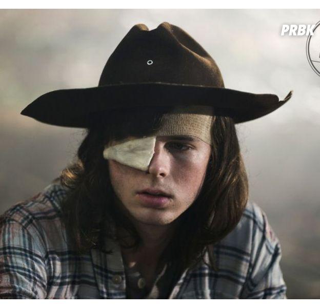 The Walking Dead saison 8 : une très bonne nouvelle pour Carl dévoilée par Robert Kirkman ?